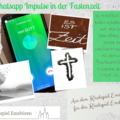 WhatsApp Impulse in der Fastenzeit